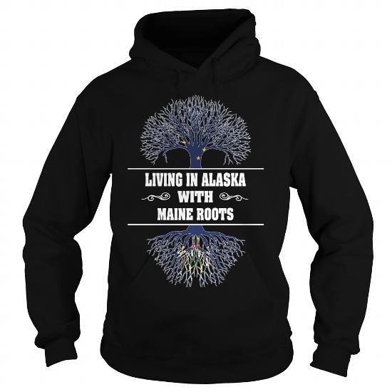 Living In Alaska With Maine Roots