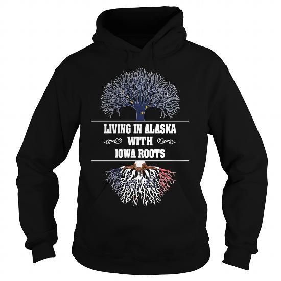 Living In Alaska With Iowa Roots