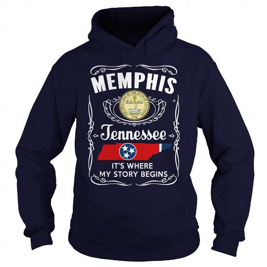 Memphis, Tennessee – My Story Begins