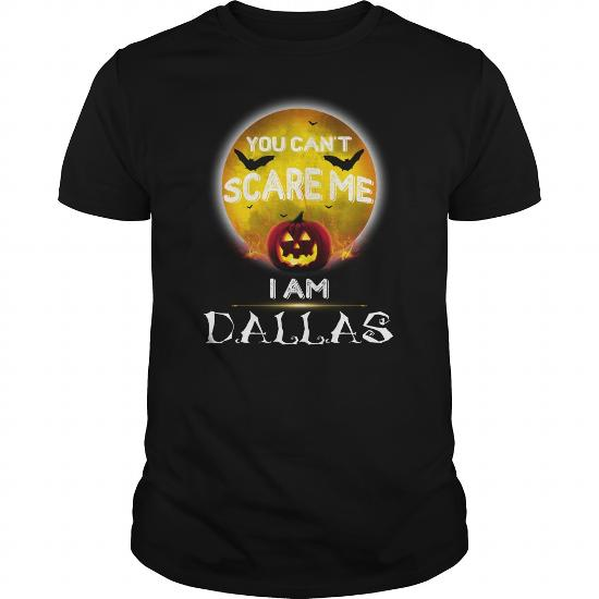 Dallas Halloween – You Can't Scare Me