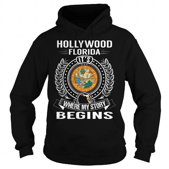 Hollywood, Florida Its Where My Story Begins