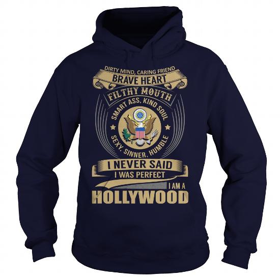 Hollywood Last Name, Surname Tshirt