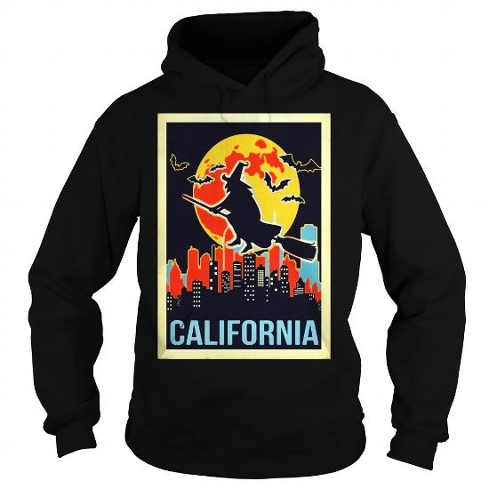 Vintage California Halloween Tshirt