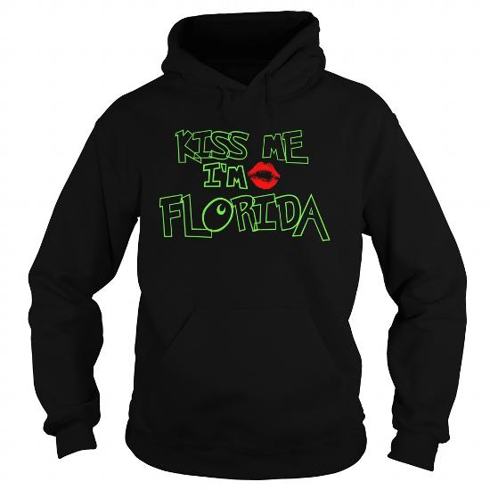 Florida – Kiss Me I Am Florida- Teeforflorida