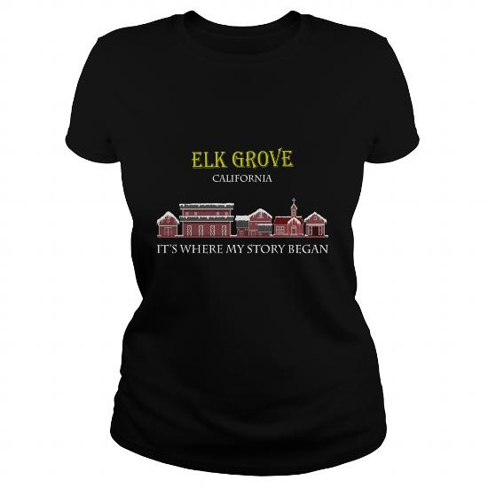 Elk Grove, California. It's Where My Story Began