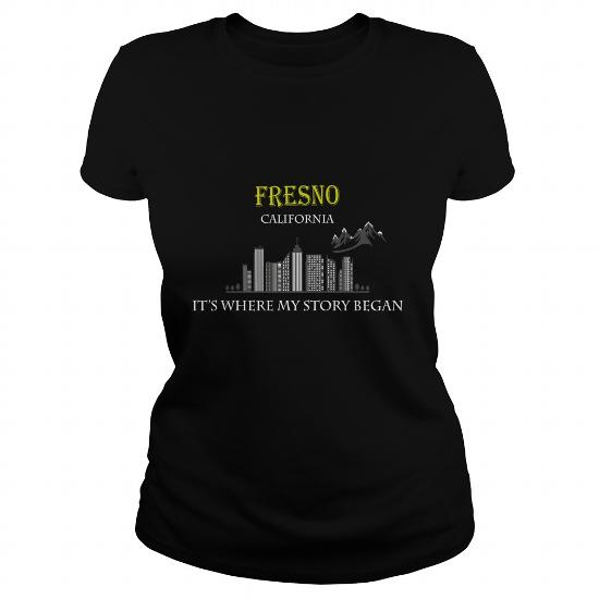 Fresno, California. It's Where My Story Began