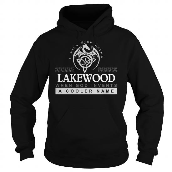 Great To Be Lakewood Tshirt