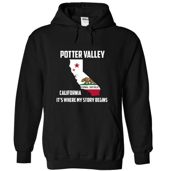 Potter Valley California Its Where My Story Begins! Special Tees 2015