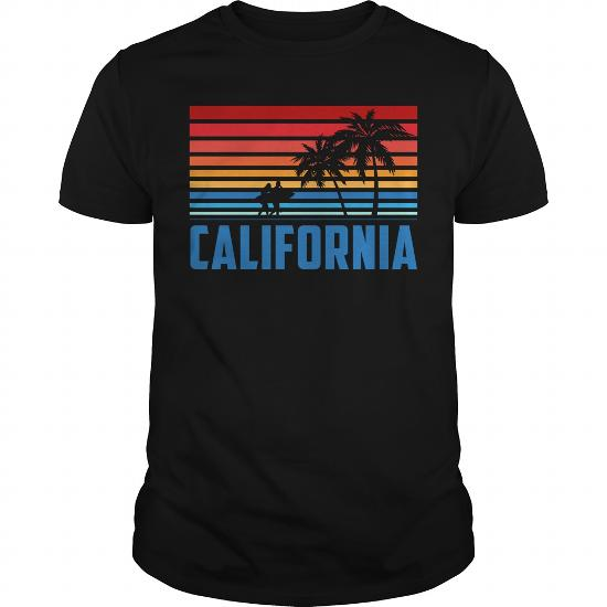 California – California – Sunset – T-Shirt