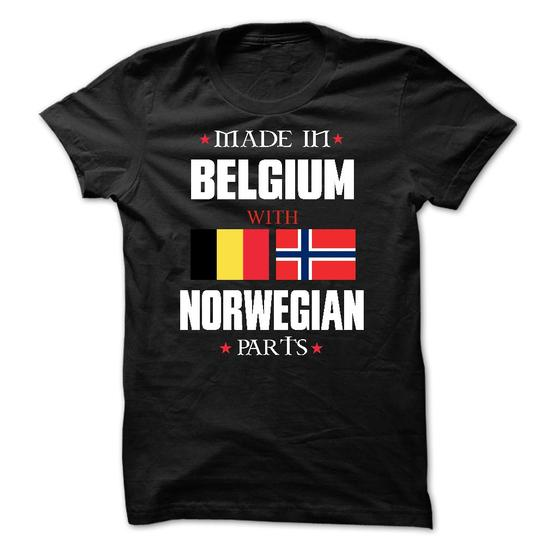 Made In Belgium With Norwegian Parts