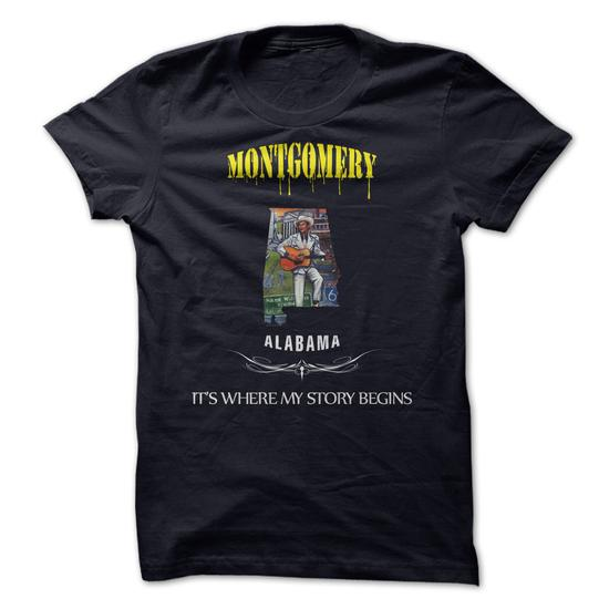 Montgomery – Alabama Its Where My Story Begin!