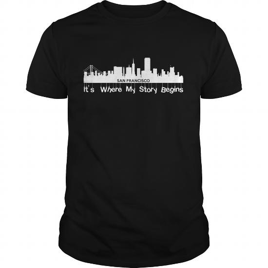 San Francisco- It Is Where My Story Begins