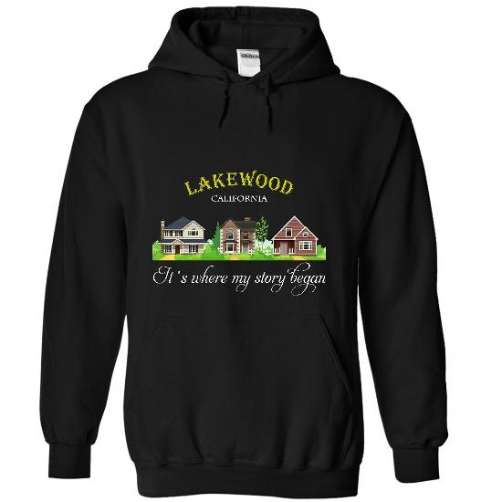 Lakewood, Special T-Shirts For Lakewood, California! Its Where My Story Began!