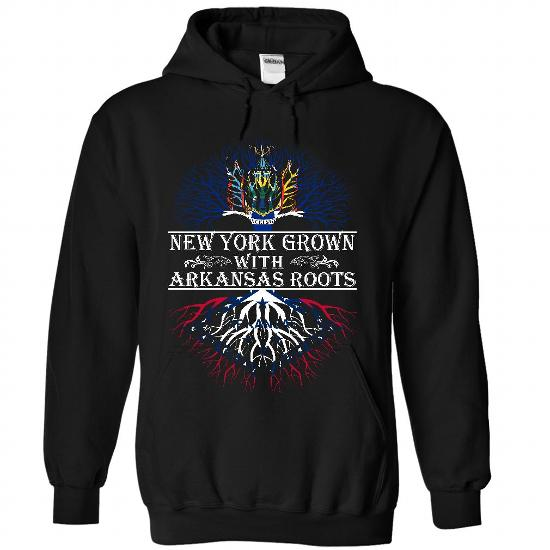 New York Grown With Arkansas Roots