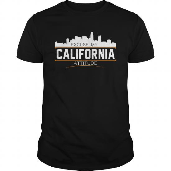 California T Shirts – Excuse My California Shirts