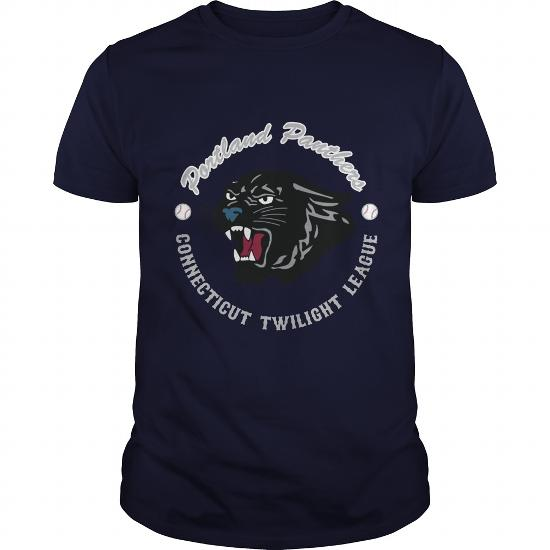 Great To Be Portland Panthers Ctl Player Baseball Shirt Tshirt