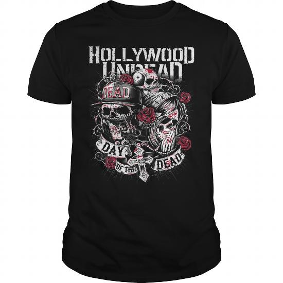 Limited Edition Hollywood Undead Tshirt