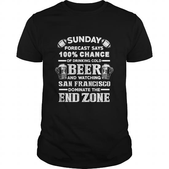 Beer & San Francisco Tshirt