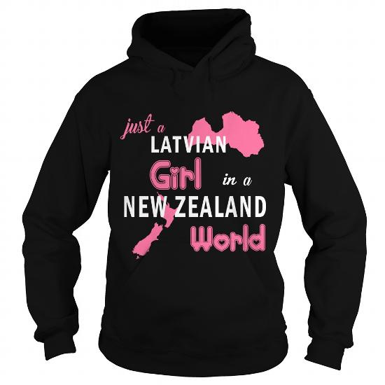Just A Latvian Girl In A New Zealand World