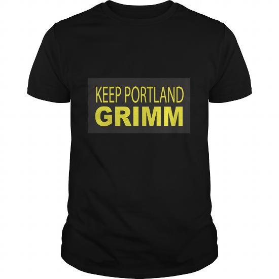 Keep Portland Grimm T-Shirt