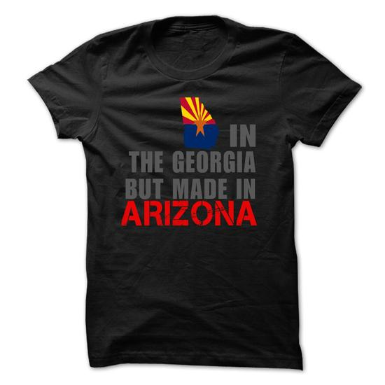 In The Georgia But Made In Arizona