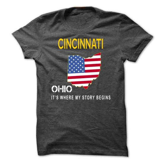 Cincinnati – Its Where My Story Begins