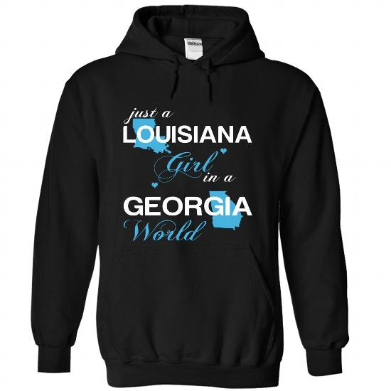 (Lajustxanh001) Just A Louisiana Girl In A Georgia World