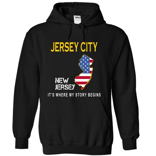 Jersey City – Its Where My Story Begins