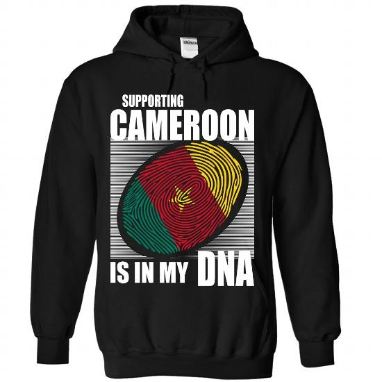 Supporting Cameroon Is In My Dna 1