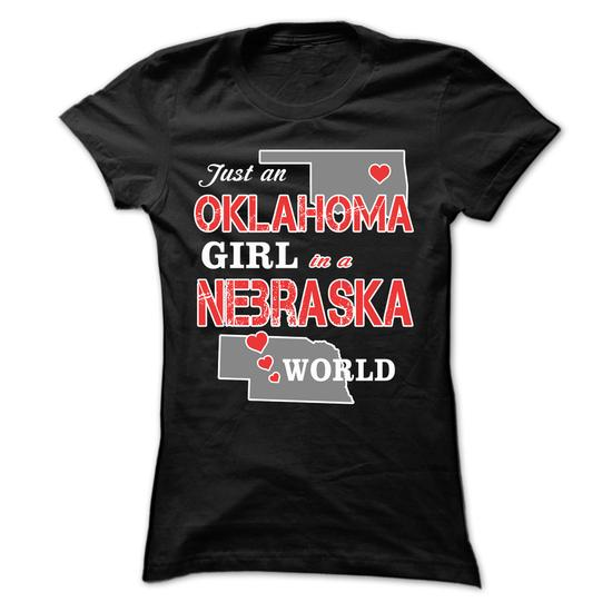 Ok Tulsa – Nebraska Girl!