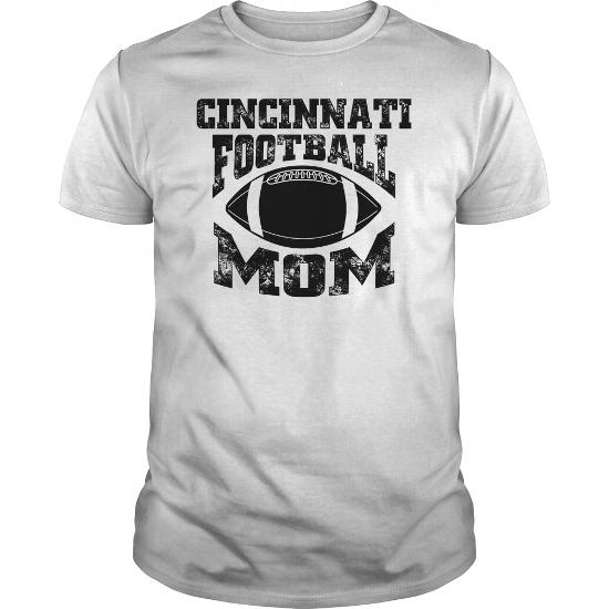 Cincinnati Football Mom