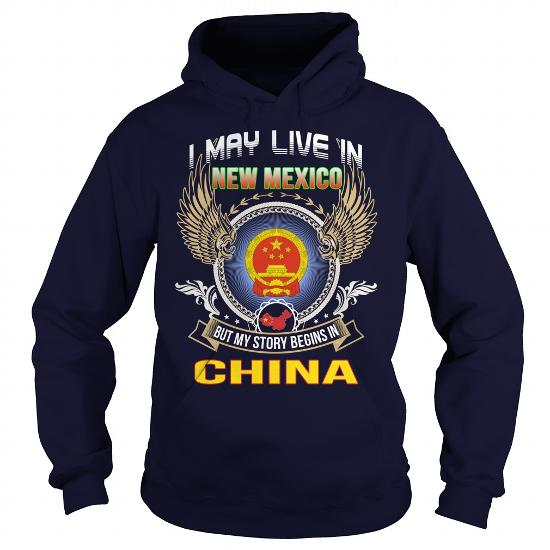 New Mexico-China