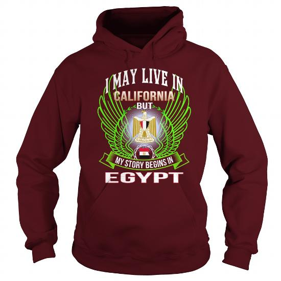California-Egypt