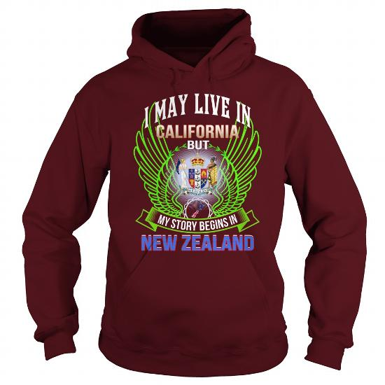 California-New Zealand