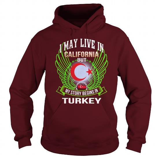 California-Turkey